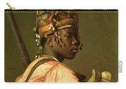 Black Bashi Bazouk 1868 69 Carry-all Pouch