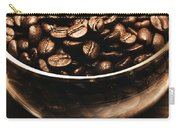 Black Coffee, No Sugar Carry-all Pouch