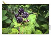 Black Raspberries  Carry-all Pouch