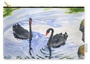 Black Swans - Soulmate Carry-all Pouch