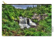 Blackwater Falls, Blackwater Falls State Park, West Virginia Carry-all Pouch
