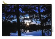 Blau Carry-all Pouch