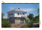 Blockhouse At Kingston Mills On The Rideau Canal Carry-all Pouch