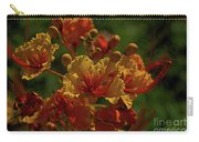 Blooming Away Carry-all Pouch