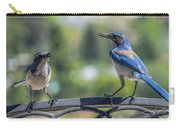 Blu And Blu2 Carry-all Pouch