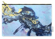 Blue Abstract #3 Carry-all Pouch