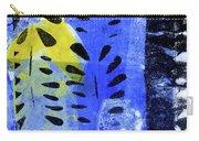 Blue Garden 1 Carry-all Pouch