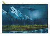 Blue Mountain Top Carry-all Pouch