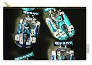 Blue Racers Carry-all Pouch