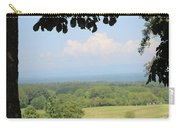 Blue Ridge Mountains And Vineyards Carry-all Pouch