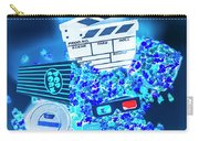 Blue Screen Entertainment Carry-all Pouch