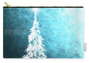 Blue Tree Carry-all Pouch