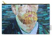 Blue Van Gogh Carry-all Pouch