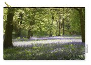 Bluebell Woods Carry-all Pouch