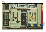 Blues Town Music Store Carry-all Pouch