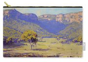 Bluffs Of The Capertee Valley Carry-all Pouch
