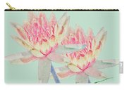 Blush Of Pink Carry-all Pouch