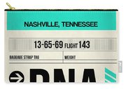 Bna Nashville Luggage Tag II Carry-all Pouch