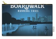 Boardwalk Running Trail Carry-all Pouch