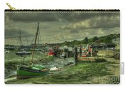 Boats At Leigh On Sea  Carry-all Pouch