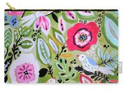 Bohemian Bird Garden Carry-all Pouch
