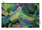 Bold Tropical Dreams- Art By Linda Woods Carry-all Pouch