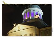 Bonsecours Market At Night In Old Montreal Carry-all Pouch