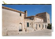 Boquer Valley Building In Majorca Carry-all Pouch