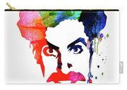 Borat Watercolor Carry-all Pouch