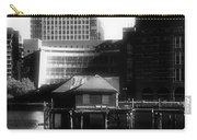 Boston Fort Point Channel Contrast Carry-all Pouch