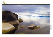Boulders At Sand Harbor Carry-all Pouch