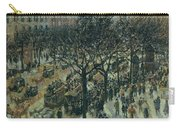 Boulevard Des Italiens - Afternoon, 1987 Carry-all Pouch