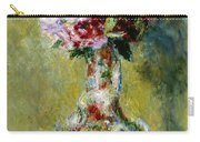 Bouquet In A Vase, 1878 Carry-all Pouch