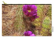 Bouquet Of Beauty Carry-all Pouch by Rick Furmanek