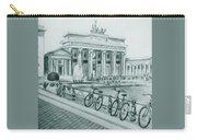Brandenburg Gate - Berlin Carry-all Pouch