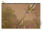 Brazilian Hummingbirds II Carry-all Pouch