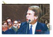 Brett Kavanaugh Testifies Before Senate Carry-all Pouch