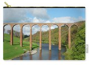 bridge over river Tweed near Melrose towards Gattonside Carry-all Pouch
