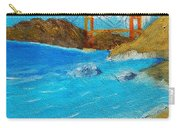 Bridge Over The Bay Carry-all Pouch