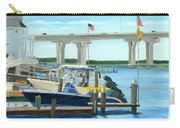 Bridge To Summer II Carry-all Pouch