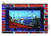 Bridges And Walls  Carry-all Pouch