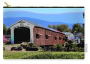 Bridgeton Covered Bridge Carry-all Pouch
