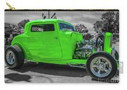 Bright Green Ford Carry-all Pouch