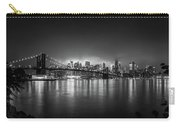 Bright Lights Of New York Carry-all Pouch