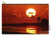 Bright Rota, Spain Sunset Carry-all Pouch