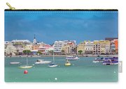 Brilliant Bermuda  Cityscape Carry-all Pouch
