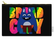 Broad City Carry-all Pouch