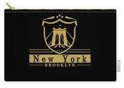 Brooklyn New York Bridge Pride Icon Carry-all Pouch