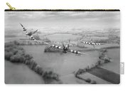 Brothers In Arms Bw Version Carry-all Pouch