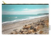 Bruce Bay New Zealand Painterly Carry-all Pouch